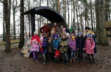 Урок живой истории для детей  из Смоленского района