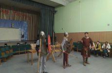 Лекция для участников профильной культурно-православной смены «Феникс»