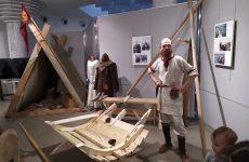 В Смоленске открылась выставка исторической реконструкции «Эпоха викингов»