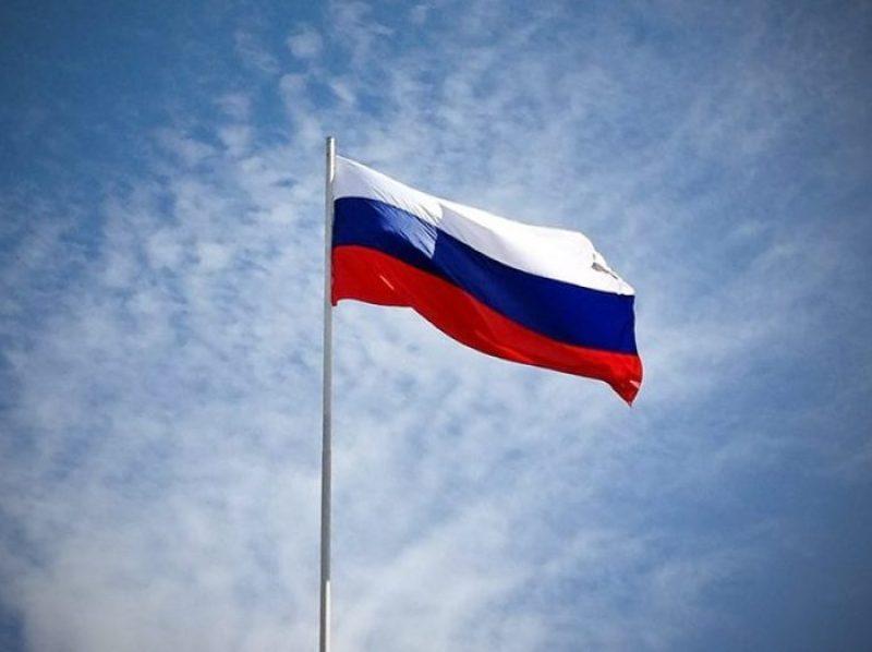 Над городищем Гнёздовского комплекса поднят флаг России